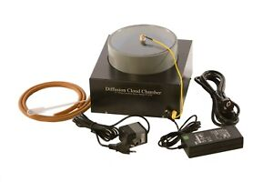 Diffusion Cloud Chamber 5 Manufactured By Physics Enterprises