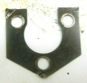 Used John Deere Tractor Camshaft Bolt Retaining Locking Plate B196r