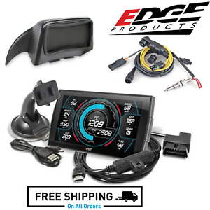 Edge Insight Cts3 Monitor With Dash Pod And Eas Egt Kit Fits 08 13 Duramax