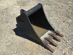 18 Wain Roy Excavator Tooth Bucket Hdm45 Quick Attach 38mm Pin Stock 203546