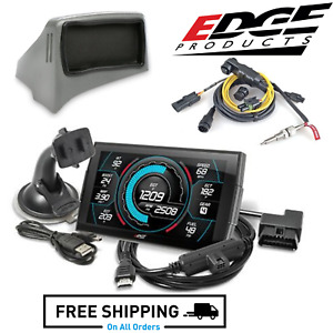 Edge Insight Cts3 W Dash Pod And Eas Egt Kit Fits 05 07 Ford F 250 F 350
