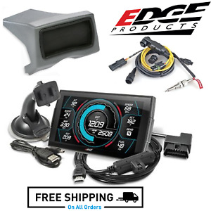 Edge Insight Cts3 W Dash Pod And Eas Egt Kit Fits 08 12 Ford F 250 F 350