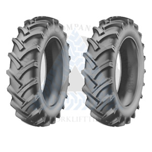 7 50 20 8p R1 Lug Agriculture Tractor Tires 750 20 7 50x20 750x20 75020 2x Deal