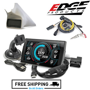 Edge Insight Cts3 Monitor W Dash Pod And Eas Egt Kit Fits 10 18 Ram 2500 3500