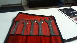 Snap On 5 Pc Low Torque Wrench Set