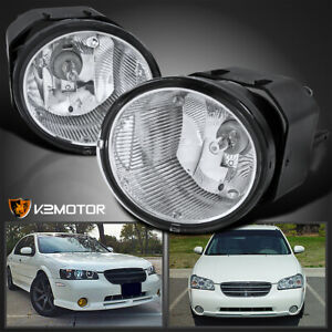 Jdm Bumper Fog Lights Switch For 2000 2003 Nissan Maxima Sentra
