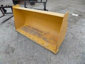John Deere 72 Wheel Loader Bucket W Quick Attach P n At413236 Stock 124923