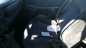 2000 Chevy Silverado 1500 Front Seat Right Drivers Side Trim Code 12i