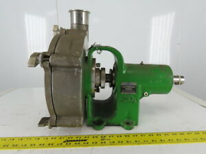 Zmt T3eh Stainless Steel Sanitary Centrifugal Pump 4 x3