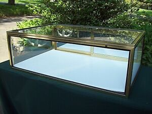 Arizona Portable Display Case Ag231 Showcase Jewelry Coins Antique Collectibles