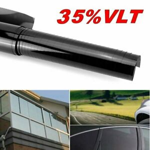 20 X 20ft Uncut Window Tint Roll Film 35 Vlt Home Car Commercial Glass Film