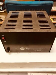 Tripp lite Pr 60 Ac dc Power Supply 48a Regulated Made In Usa Cb 100 Tested