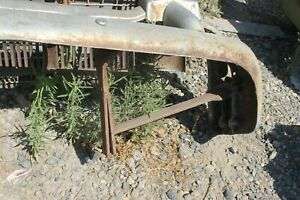 1955 Mercury Front Bumper Brackets Only f