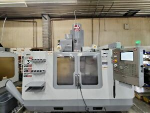 2005 Haas Vf 3ss Super Speed 12k Cnc Machining 4th 5th Axis Ready 300psi Tsc