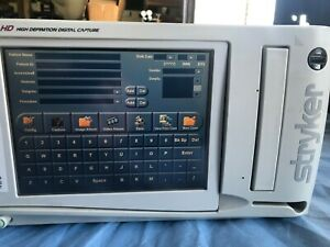 Stryker Sdc Ultra Hd Information Management System 240 050 888
