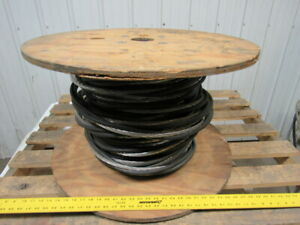 Triplex Aluminum Overhead Power Service Drop Electric Cable Wire 173 Ft