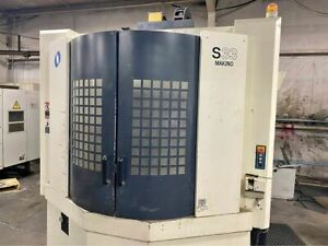 2003s Makino S33 12k New Spindle Tool Changer Gearbox In 2019 Vertical Maching