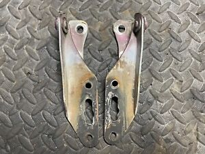 92 01 Honda Civic Crv Cr v Hood Support Hinge Hinges Left Right Set Oem 0105