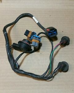 99 04 Jeep Grand Cherokee Headlight Wiring Harness Right Or Left