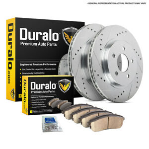 For Mini Cooper 2002 2003 2004 2005 2006 Front Brake Pads And Rotors Kit