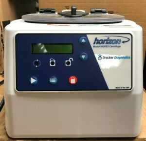 New Horizon 642ves Centrifuge With Iso iec 17025 Accredited Calibration