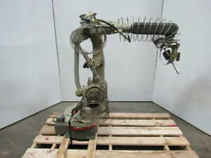 Yaskawa Motoman Yr sk16 c000 Robotic Arm Robot Only 6 Axis 16kg Payload Waterjet