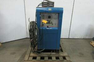 Miller Sr 200 32 200a Tig Welder W remote Foot Switch Torch Regulator 230 460v
