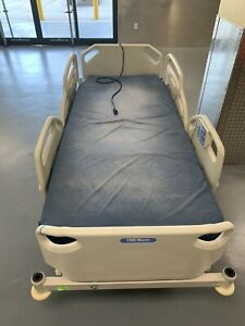 Hill rom Careassist Es Hillrom Care Assist Hospital Bed Accumax Quantum Mattress