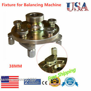 38mm Universal Fixture For Car Wheel Tyre Balancing Machine Easy To Use