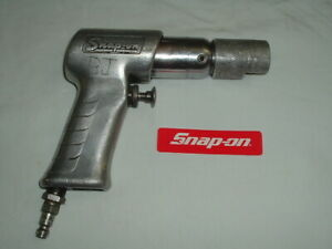 Vintage Snap On Tools Ph 45 Air Chisel Hammer Made In Usa