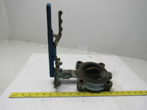 3 Butterfly Valve W handle