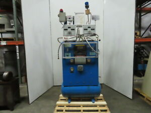 Thermco Argon Co2 Gas Mixer Mixing System