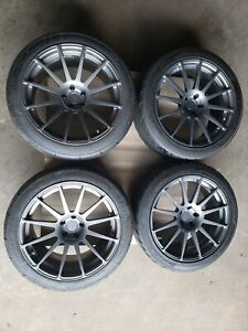 Nissan Gt r Gtr R35 20 switzer Signature Forged Monoblock Wheels Tires