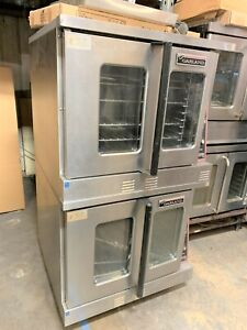 Garland Master 200 Electric Double Deck Full Size Convection Oven