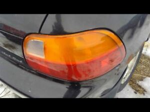 Passenger Right Tail Light Fits 93 97 Del Sol 125297