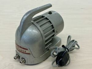Nice Clean Vintage Devilbiss Type 501 Air Compressor Made In Usa Works Great