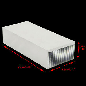 New 300 69 36mm Heatsink Heat Sink Cooling Radiator For Power Ic Transistor Udd