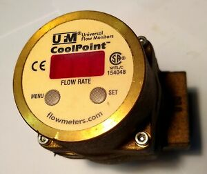 New Universal Flow Monitors Cool Point Rate Monitor Cp2 v5n7 c16 Flow Meter