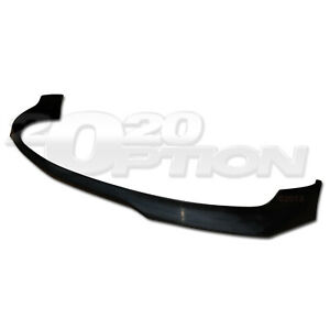 T Ra Polyurethane Pu Front Bumper Lip Spoiler Body Kit For 07 08 G35 09 G37 4dr