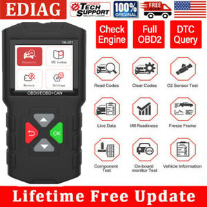 Car Battery Tester Automotive Load 12v Digital Analyzer Alternator Checker