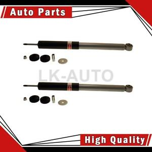 Kyb Shocks Struts Rear 2 Of Shock Absorber For Acura Ilx