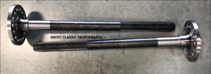 4140 Forged Steel Ford 9 Inch 28 Spline Small Bearing Ctl Axles Pair 2 34