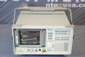 Hp 8593e 041 050 119 bd1 Rf Spectrum Analyzer 9khz 22ghz calibrated