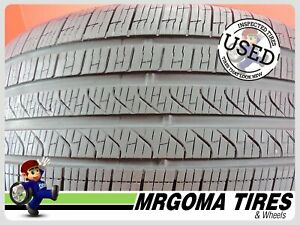 1 Pirelli Cinturato P7 A S Ao Pncs Xl 265 40 20 Used Tire 92 Rmng 104h 2654020