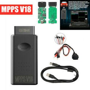 Car Mpps V18 12 3 8 Main Tricore Multiboot Breakout Tricore Ecu Cable Tool