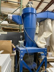 Donaldson Torit 20 Cyc Dust Collector Clean Air Industrial With Stand