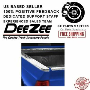 Dee Zee For 1999 2016 Ford F 250 Brite Tread Side Bed Wrap Caps Dz21990