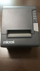 Micros Epson Tm t88v M244a With Idn Interface Ps 180 Power Supply
