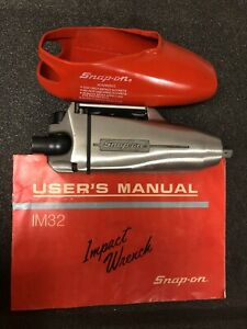 Snap On Im32 Butterfly 3 8 Air Impact Wrench