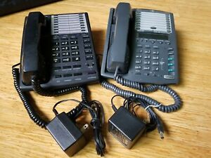 Two Ge Pro Series Multi line Business Telephones 2 9450a 4 line 2 94
